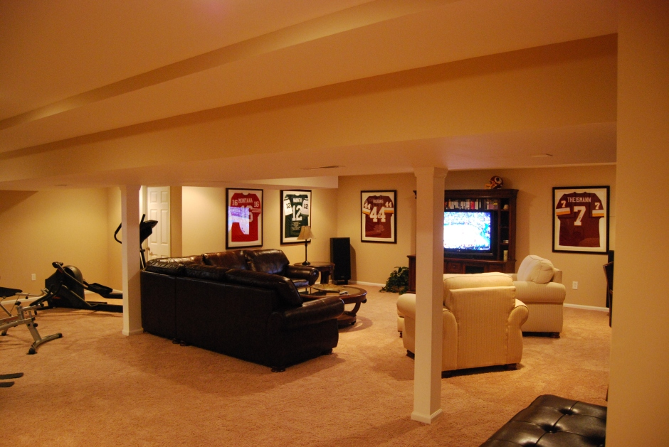 freehold township basement pictures simple basement company