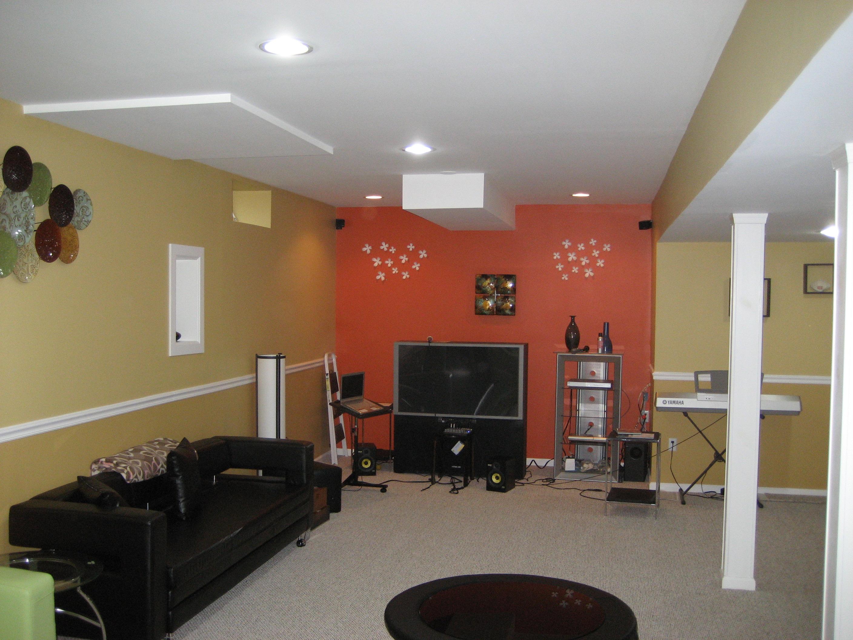 milestone nj finished basement pictures simple basement company